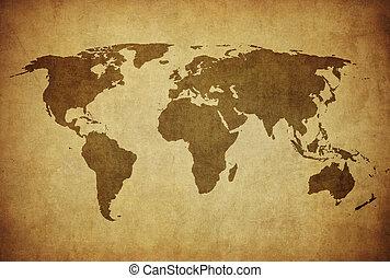 mapa, společnost, vinobraní