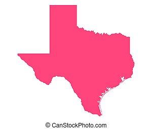 mapa, texas