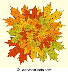 Maple Leaf Boquet
