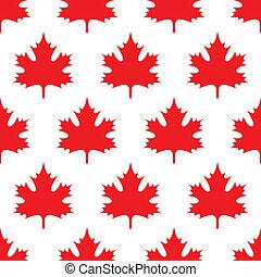 Maple Leaf Wallpaper Positive