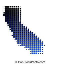 mappa, california