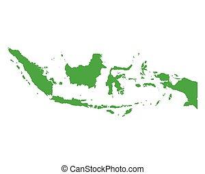 mappa, indonesia