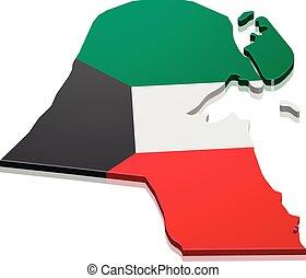 mappa, kuwait