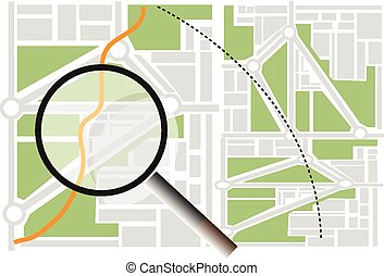 mappa, ricerca
