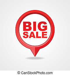 mapping pins icons BIG SALE - Vector mapping pins icons BIG...
