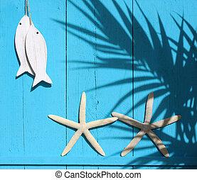 marítimo, decorações