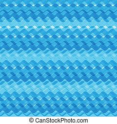 mar, onda, fundo