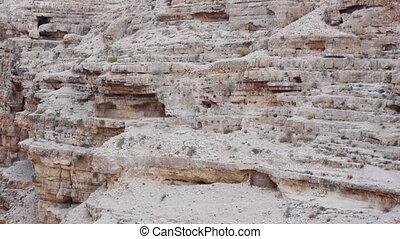Mar Saba monastery in Israel