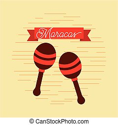 maracas jazz instrument musical festival celebration