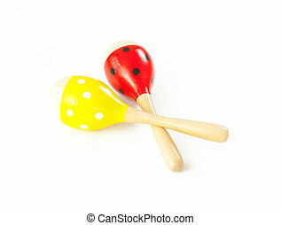 maracas music percussion