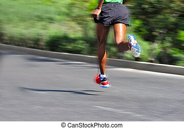 Marathon Racer