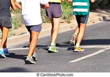 Marathon Racers