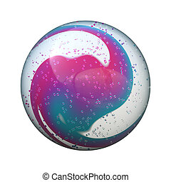 Marble Ball Stock Illustration Images 2 632 Marble Ball