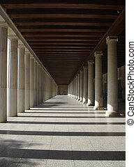 Marble Columns - Beautiful Marble Columns from Athens -...