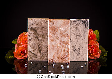 Marble kitchen counter top samples