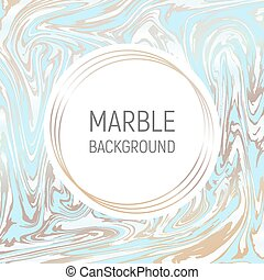 Marble paper texture imitation, suminagashi ink stains background