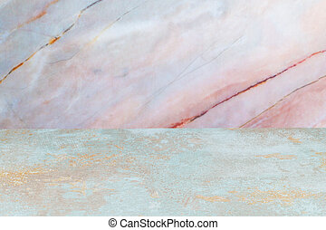 Marble texture on the wall and cement background. Close Up photo on the surface. Marble texture background