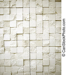 marble tile wall as background