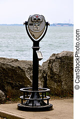 Marblehead Lighthouse View Finder 2