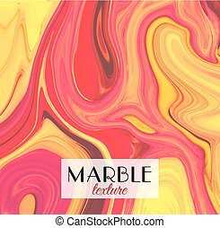 Marbling. Marble texture. Artistic abstract colorful...