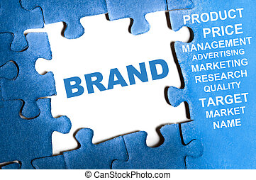 marca, puzzle