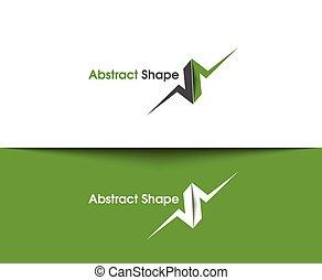 marcar, identidade incorporada, logotipo