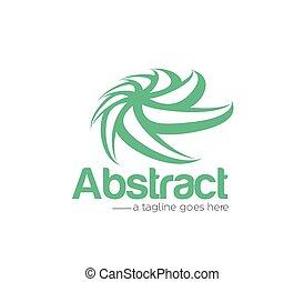 marcar, vetorial, logotipo, identidade incorporada, design.