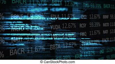marché, stockage, contre, informatique