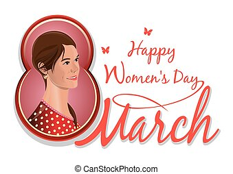 March 8, congratulations to the International Womens Day,...