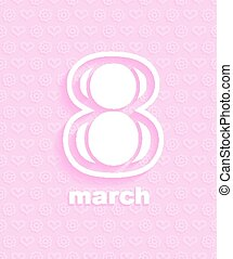 March 8