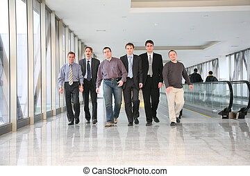 marche, businessteam