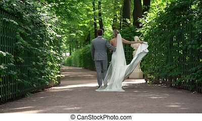 marche couples, mariage