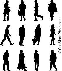 marche, gens