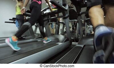 marche, sien, but, pas, athlètes, -, sur, leur, jour,...