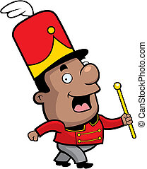 Marching Band Conductor