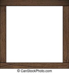 marco, madera