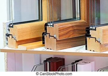 marcos de la ventana
