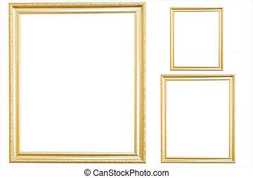 marcos, imagen, múltiplo