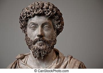 Marcus Aurelius was Roman Emperor from CE 161 to 180. He...