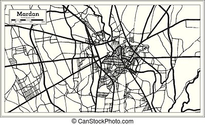 Pakistan map outline Clip Art Vector and Illustration  335