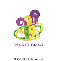 Mardi Gras celebration