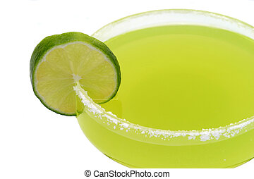 Margarita Isolated 1 - a margarita isolated