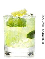 margarita, wieniec, słony, cocktail, klasyk