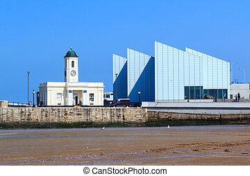 Margate Kent England - Margate seafront Kent England UK