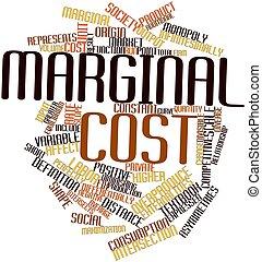 marginale, costo