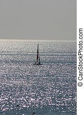 mari, argento, navigazione