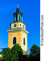 Maria Magdalena Church in Stockholm