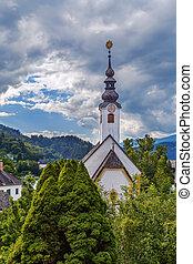 Maria Worth, Austria