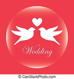 mariage, étiquette