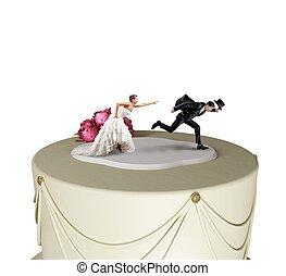 mariage, évasion